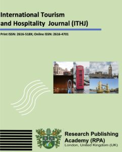 International Tourism and Hospitality Journal (ITHJ)